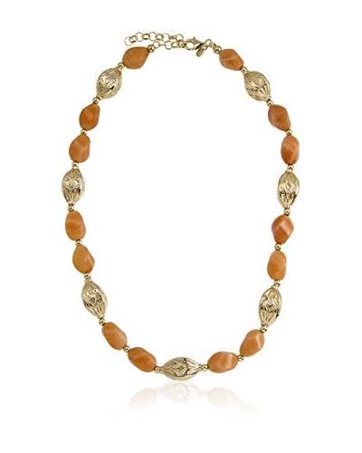 ETRUSCA Collar 46 cm Dorado