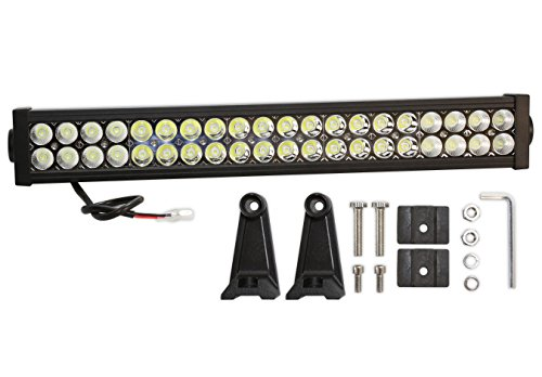 Prime Choice Auto Parts PLBAR22120A 22 Inch 120W LED Flood Spot Combo Light Bar (04 Ford F150 Parts compare prices)