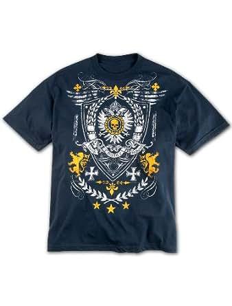 Legion Heraldic Big & Tall Short Sleeve Graphic T-Shirt