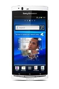 "Sony Xperia Arc S - Smartphone libre Android (pantalla táctil de 4,2"" 854 x 480, cámara 8.1 MP, 320 MB de capacidad, procesador de 1.4 GHz, S.O. Android 2.3) color blanco [importado de Alemania]"