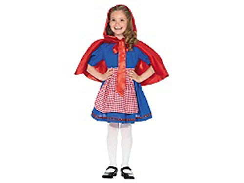 Little Red Riding Hood Red Hoodwinked Costume NIP 4-6