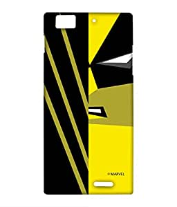 Face Focus Wolverine Phone Cover for Lenovo K900 by Block Print Company