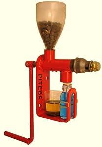 Piteba Nut and Seed Oil Expeller Oil press