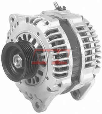 Quality-Built 15844N Supreme Import Alternator - New (Nissan Murano Alternator compare prices)