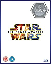 Star Wars: The Force Awakens (Limited Edition Light Side Artwork Sleeve) [Blu-ray ] [2015]