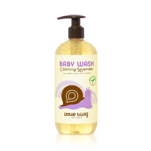 Little Twig Baby Wash Lavender 17Oz.