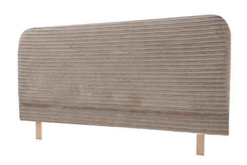 Rome Headboard 4Ft6 Double Corded Sand