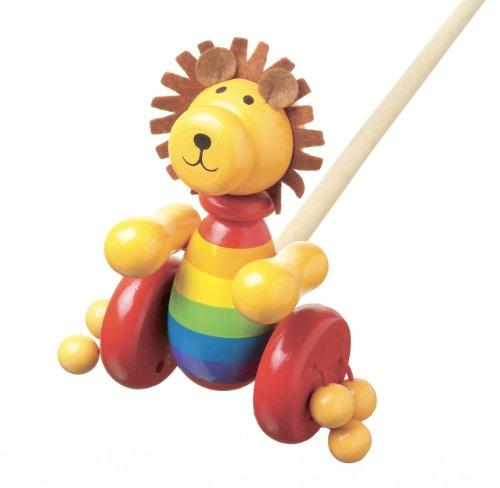 lion-empuje-junto-toy