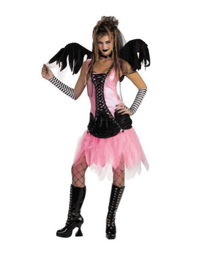 Graveyard Fairy Teen 7 9 Teen Womens Costume