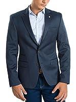 ZZ_RNT23 Americana Hombre (Azul Marino)
