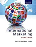 img - for International Marketing (Paperback - Revised Ed.)--by Rakesh Mohan Joshi [2014 Edition] book / textbook / text book