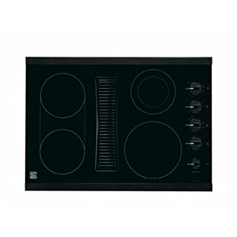 "Kenmore Elite 30"" Downdraft Electric Cooktop 44119"
