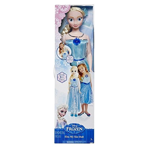Disney Frozen My Size Elsa пазл disney frozen 3d 240