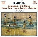 Bartók: Piano Music, Vol. 2