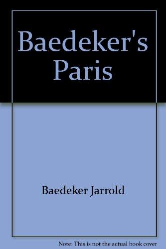 Baedeker's Paris PDF