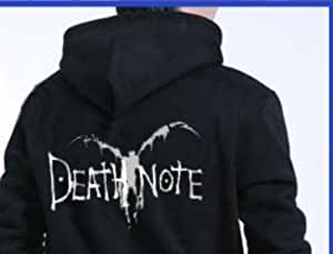 DEATH NOTE L LOG RYUK COSPLAY Hoodie costume size XXL(suit height 70.8-72.8 inches,chest 50.1 inches)