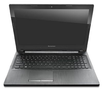 Lenovo G50-30 39,6 cm (15,6 Zoll HD TN) Notebook (2,16GHz, 4GB RAM, 320GB HDD, Intel HD Graphics, DVD, Win 8.1 mit Bing) schwarz