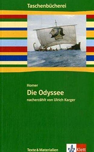 Buch: Die Odyssee von Homer, Ulrich Karger