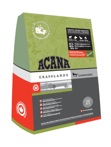 Image of Acana Grasslands Grain-Free Dry Cat Food, 5.5lb