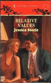 Relative Values (Harlequin Romance, No. 3308), Jessica Steele