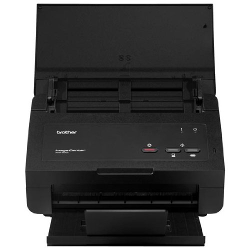 Why Choose The Brother ADS2000 High Speed Document Scanner, Black