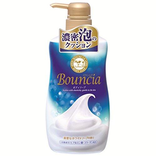 Bouncia body SOAP pump-550 mL