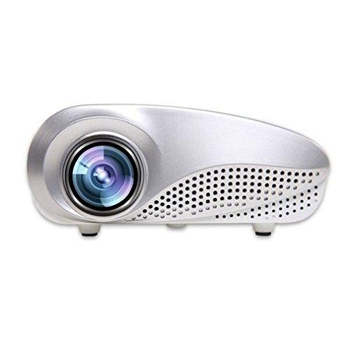 On sale towallmark tm mini home multimedia cinema led for Mini projector best buy