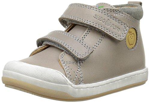 ShoopomKidur Bi Velcro - Bebè  Bimbo 0-24 , Grigio (Gris (Fog)), 20