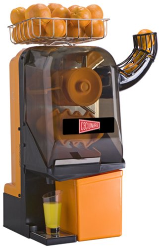 Grindmaster-Cecilware Jx15Mc Manual Feed Compact Countertop Series Automatic Orange Juice Machines