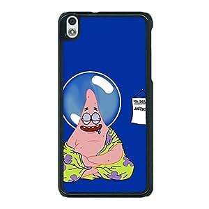 Jugaaduu Spongebob Patrick Back Cover Case For HTC Desire 816G