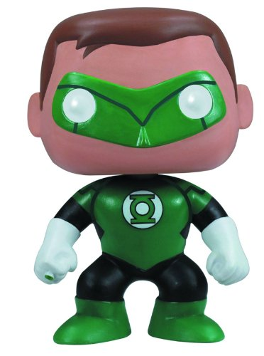 Funko POP Heroes: New 52 Version Green Lantern Vinyl Figure - 1