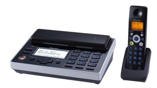 【Amazonの商品情報へ】Pioneer デジタルフルコードレス留守電 ブラック フル102タイプ TF-FV3025-K