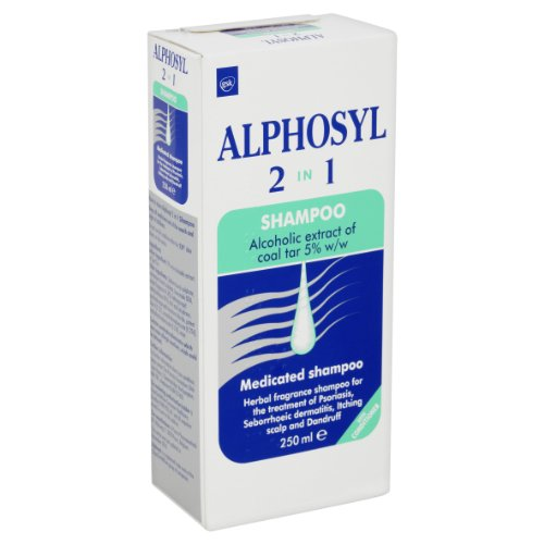 Alphosyl 2 In 1 Medicated Shampoo At Shop Ireland