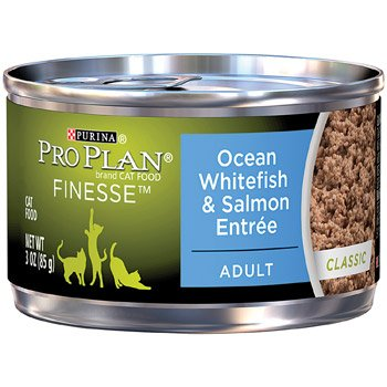 Pro Plan Total Care Adult Oceanfish And Salmon Canned Cat Food