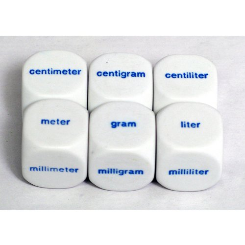 Metric Dice (Set of 6)