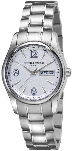 Frederique Constant Men's FC-242S4B26B Junior Stainless-Steel Watch