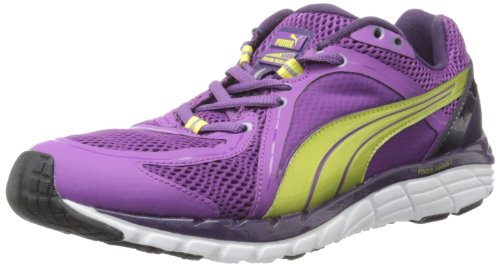 PUMA Women's Faas 600 S Running Shoe,Sparkling Grape,11 B US