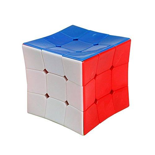 Yeelan Concave Shape Puzzle cube 3x3, Stickerless
