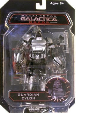 Picture of Diamond Comics Battlestar Galactica: Razor: Cylon Variant Action Figure (B001QXIYTY) (Diamond Comics Action Figures)