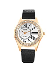 Big Tree Kms Off-White Dial Analogue Off-White Dial Womens Watch - W1111Bw