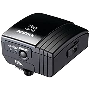 Pentax GPS Unit O-GPS1 Hotshoe Mounted Accessory GPS Unit for Pentax K-5, K-r, 645D