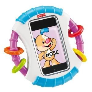 Toy / Game Fisher-Price Laugh & Learn Apptivity Case With Easy-Grasp Handles Sized Just Right For Baby front-1078635