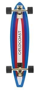 Goldcoast Complete Longboard-Circuit-Bolt Skateboard