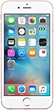 Apple iPhone 6s Smartphone (11,9 cm (4,7 Zoll) Display, 64GB interner Speicher, IOS) rosegold
