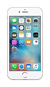 Apple iPhone 6s 128GB 4G Pink - smartphones (iOS, Single SIM, NanoSIM, EDGE, GSM, DC-HSDPA, HSPA+, TD-SCDMA, UMTS, LTE)