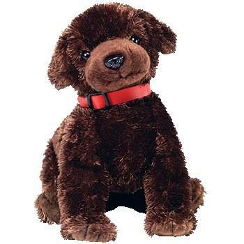 TY Beanie Baby - MUDDY the Dog