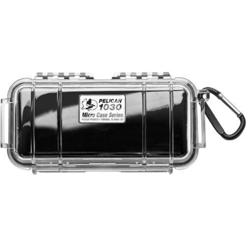PELICAN ハードケース 1040 N 0.4L ブラック 1030-025-100