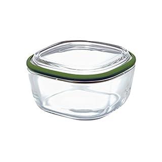 食品の収納はガラス容器がおすすめ