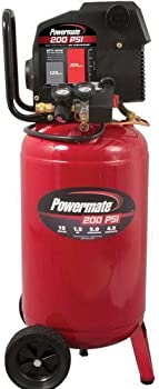 PowerMate Vx 15 gallon 200 psi Air Compressor
