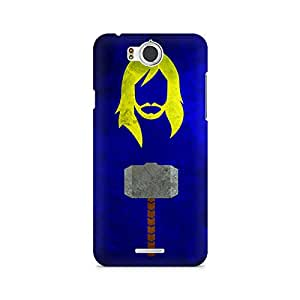TAZindia Printed Hard Back Case Cover For Infocus M530